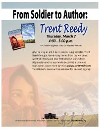 Trent Reedy Flyer