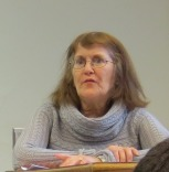 Carol Leff discusses the historical context of the situation in the Crimea