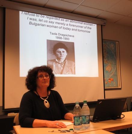 Prof. Krassimira Daskalova