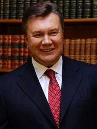 Ukraine's former president, Viktor Yanukovych