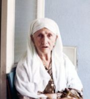 Esma — great grandmother of Sebnem Ozkan, outreach coordinator at the European Union Center — was a Turkish woman who was forced to flee Greece with her five children. Photo courtesty of Sebnem Ozkan