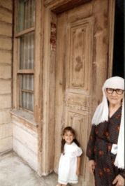Esma — great grandmother of Sebnem Ozkan, outreach coordinator at the European Union Center — settled in this house after she migrated to Adapazari, Turkey. Photo courtesy of Sebnem Ozkan.