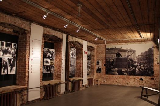 Interior of State Gulag Museum