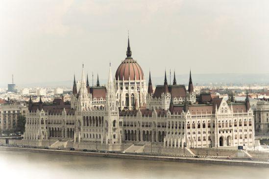 Eavenson - Hungarian Parliament Building