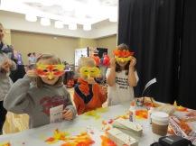Youth Literature Festival Firebird Mask participants.