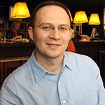 Eugene Avrutin, professor of history.