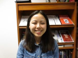 Stephanie Chung, Slavic Literatures and Languages PhD candidate and REEEC GA.