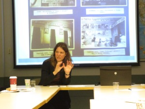 Dr. Katerina Capkova , Research Fellow, Institute for Contemporary History Czech Academy of Sciences