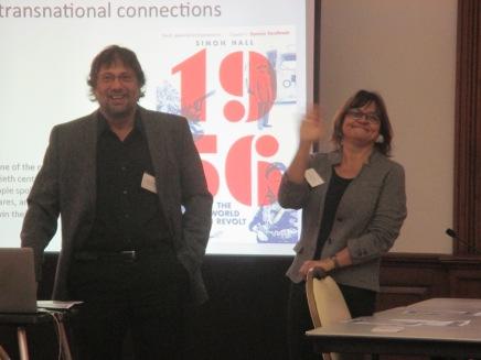 Richard Esbenshade and Zsuzsa Gille (UIUC)