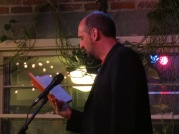 David Cooper recites an English translation of Mayakovsky