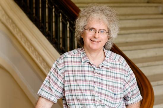 Richard Tempest - professor, dept. of Slavic Languages and Literatures
